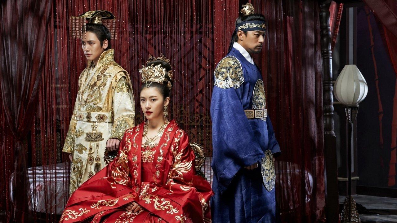 Phim của Ha Ji Won: Hoàng hậu Ki