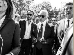 Cuộc đời của Karl Lagerfeld qua lời kể của người vệ sỹ thân cận Sébastien Jondeau