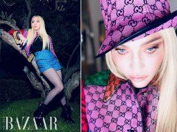 Madonna diện Gucci, Prada ra mắt phim tài liệu Madame X