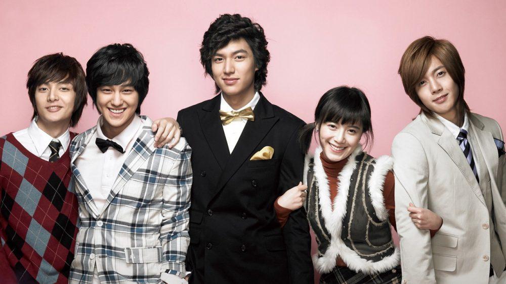 Những bộ phim của Lee Min Ho: Vườn sao băng