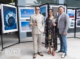 Dàn sao góp mặt tại triển lãm ảnh thời trang Modern Woman in Fashion