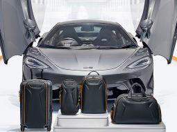 Tumi ra mắt bộ sưu tập hành lý lấy cảm hứng từ siêu xe McLaren