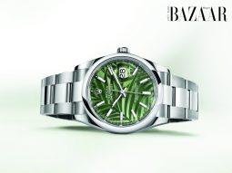 Rolex trình làng 4 thiết kế Oyster Perpetual Datejust 36 thời trang cho năm 2021