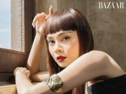 Ca sỹ Lưu Hiền Trinh lan tỏa cảm hứng nhiệt đới trong trang phục XITA, Thủy Design House