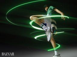 Lacoste AG-LT21 ULTRA, đôi giày được ngôi sao quần vợt thế giới ưa chuộng