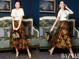 Thương hiệu thời trang Việt được Hồ Ngọc Hà ưu ái trong suốt hai năm qua