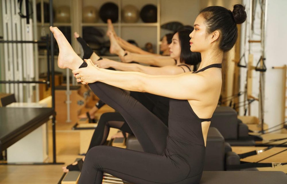 Tập Pilates ở đâu tại TP. HCM? Line Pilates Vietnam