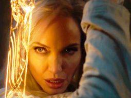 Angelina Jolie xuất hiện chớp nhoáng trong trailer mới từ Marvel Studios