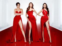 Minh Tú, Mâu Thuỷ, Thúy Vân tung bộ hình poster cực chất, sẵn sàng cho Miss Fitness Star Vietnam