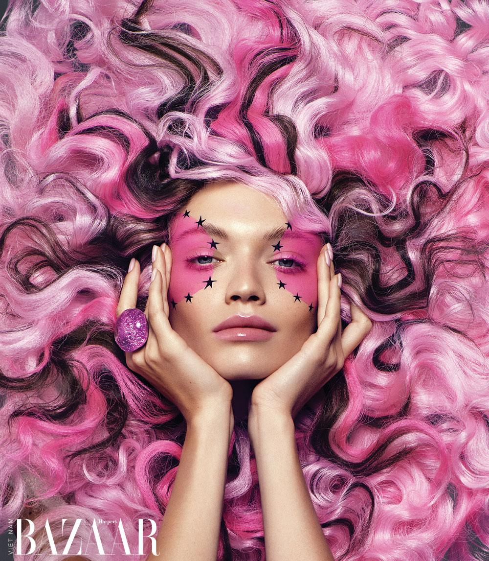 Những câu nói hay nhất về màu hồng trong thời trang | Harper's Bazaar