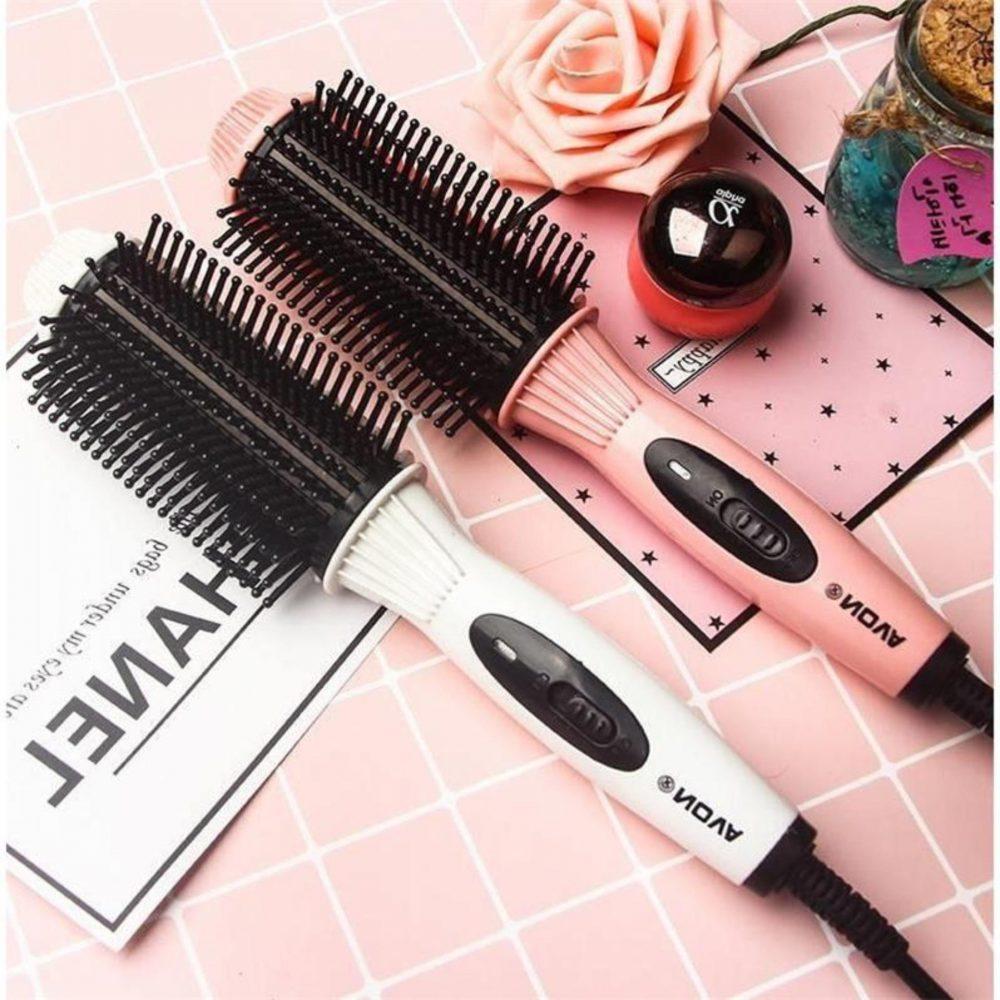 các loại lược chải tóc: lược điện nova