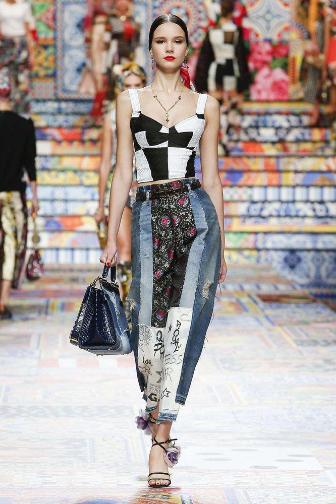 Một thiết kế của Dolce Gabbana