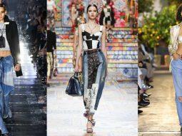 10 cách phối đồ với quần jean ống rộng giúp bạn cá tính và nổi bật