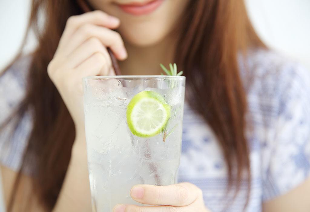 Uống nhiều nước chanh rất hại bao tử