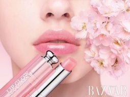 Dior nâng cấp dòng son dưỡng kinh điển Dior Lip Glow với 3 sắc màu mới
