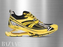 Balenciaga X-pander: Đôi giày thể thao dị biệt mang tính vị lai