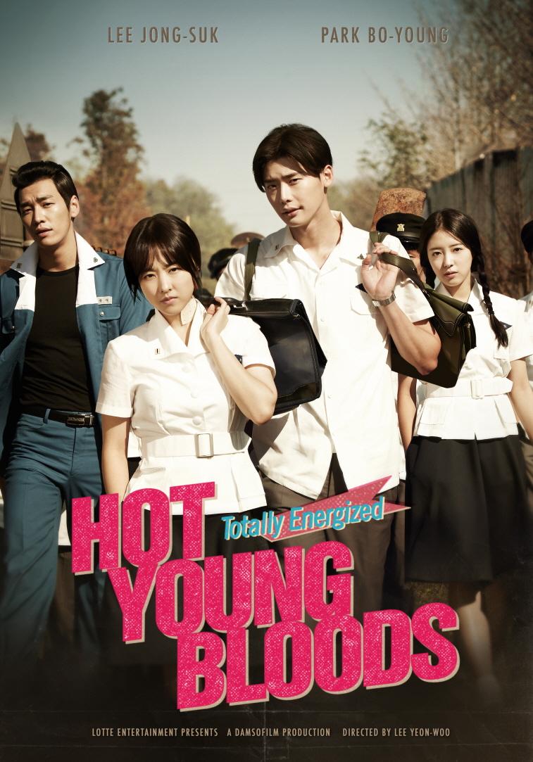 Tuổi trẻ sôi sục - Hot Young Bloods (2014)