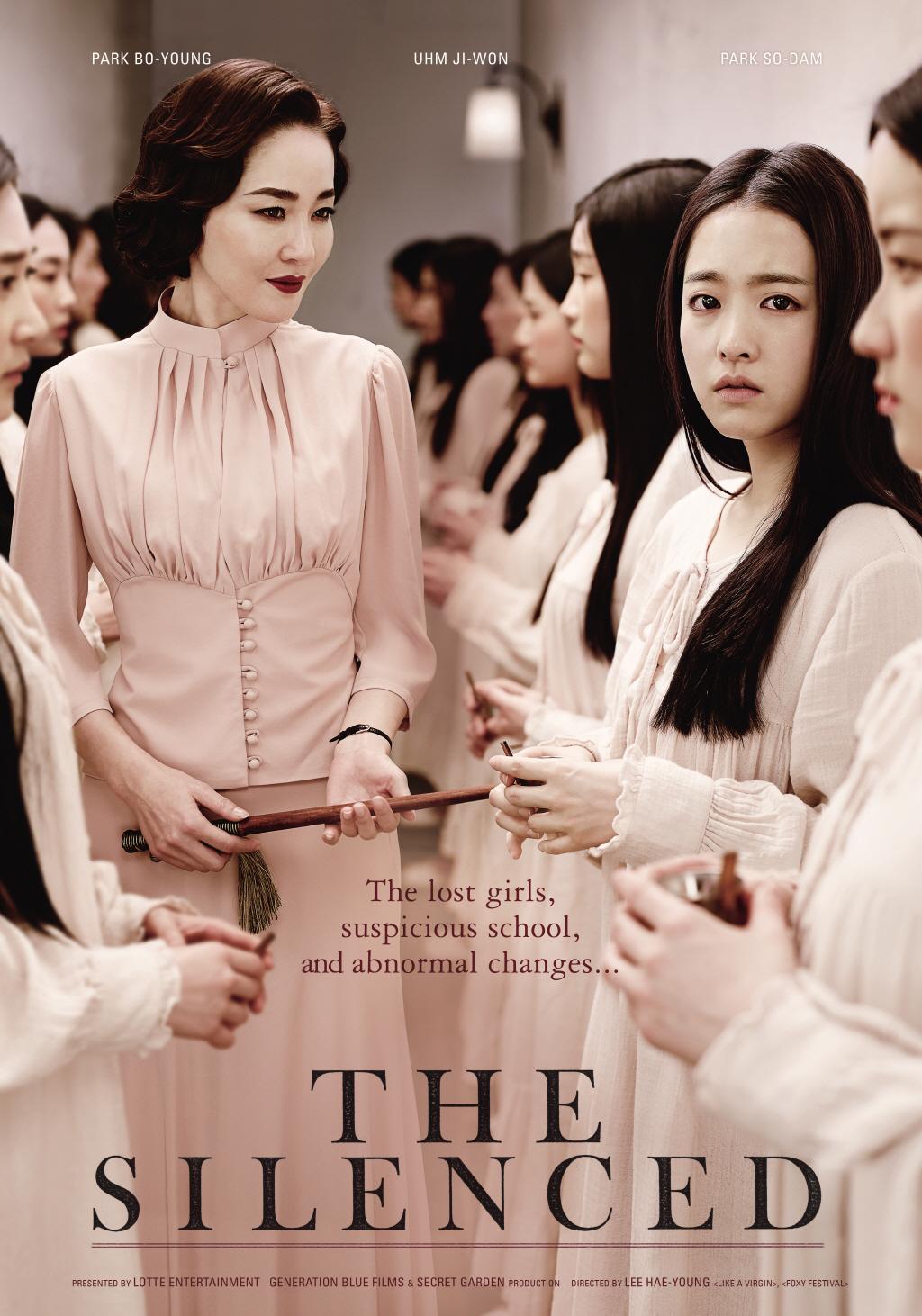 Ngôi trường ma quái - The Silenced (2015)