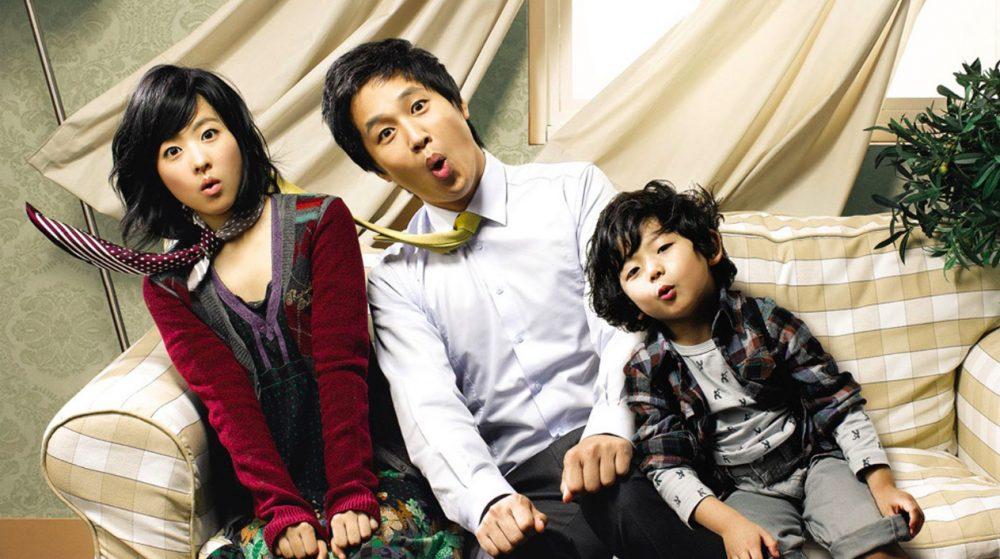 Phim của Cha Tae Hyun: Ông ngoại tuổi 30