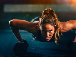 Tập hít đất có giúp giảm mỡ bụng không? Đừng tập ngày đêm kẻo thành công cốc!
