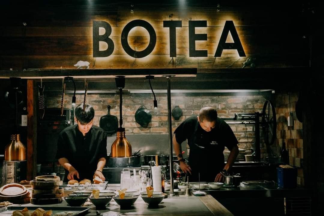 Nhà hàng ngon ở Đà Lạt:BOTEA