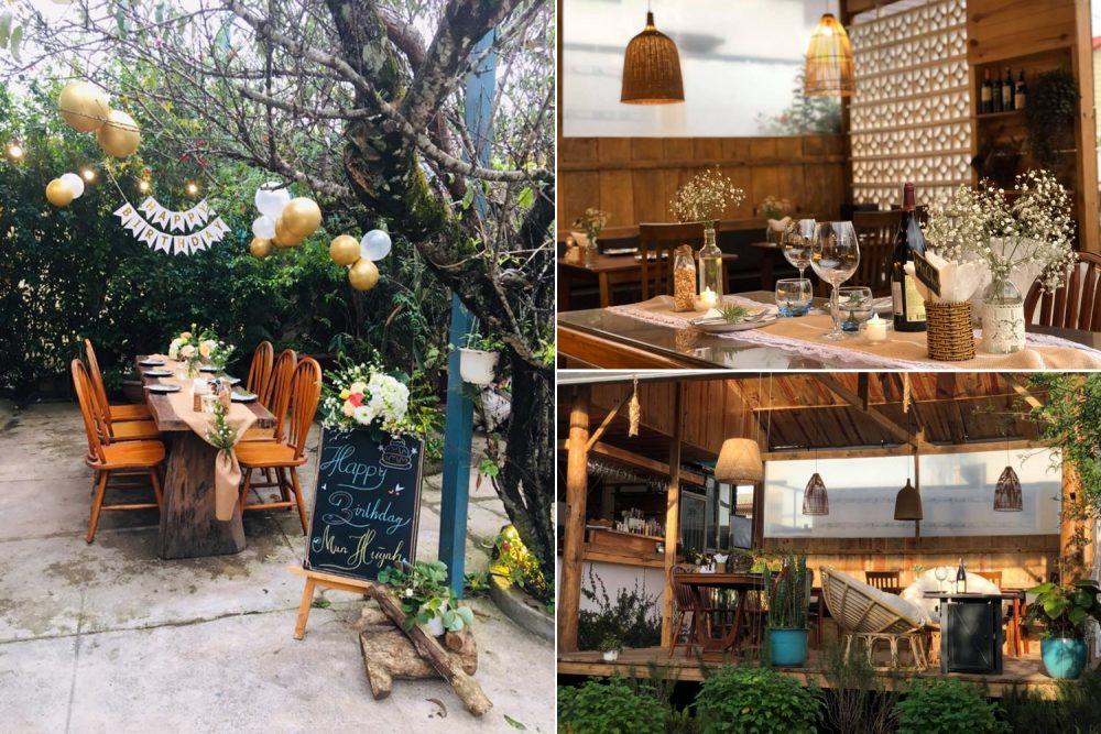 Nhà hàng Nhà Gỗ - Wooden House