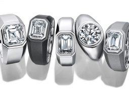 Ý tưởng mới từ Tiffany & Co: Nhẫn đính hôn dành cho chàng