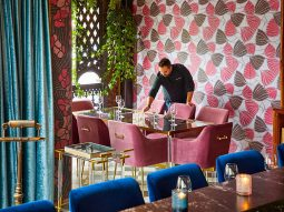 Porto: Nhà hàng Michelin Guide đưa miền biển Địa Trung Hải đến Chicago
