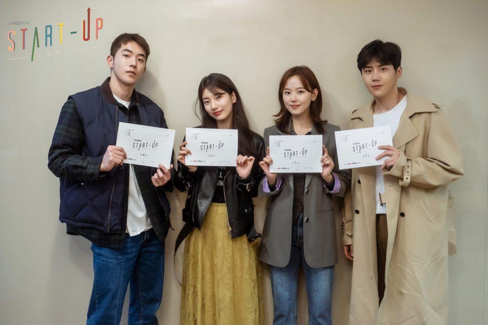 Phim mới của Suzy:Khởi nghiệp - StartUp (2020)