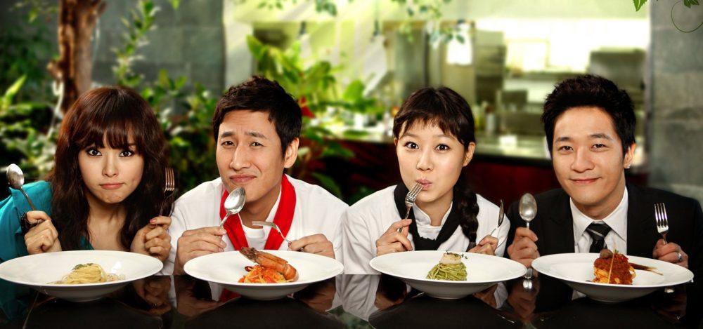 Phim về ẩm thực Hàn Quốc