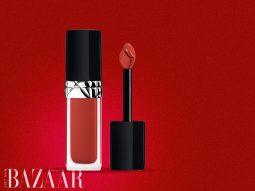 Rouge Dior Forever Liquid: Son môi lâu trôi, khó lem mới của Dior