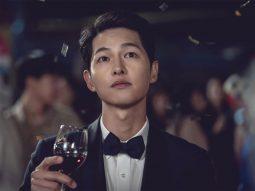 """Song Joong Ki hóa chàng quý tử báo thù trong phim """"Cậu út nhà tài phiệt"""""""