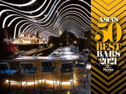 Ba quán bar Việt Nam ở Hà Nội, Nha Trang, Sài Gòn lọt top 100 Asia's Best Bars 2021