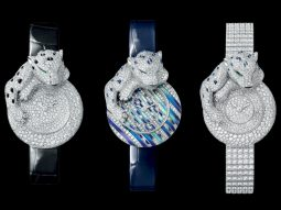 Cartier ra mắt dòng đồng hồ Precious: cải tiến biểu tượng báo đốm