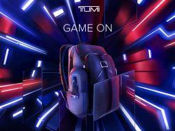 TUMI ra mắt dòng túi xách tiện dụng cho game thủ