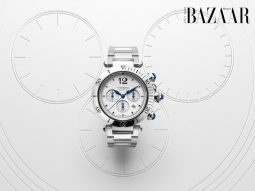 Đồng hồ Pasha de Cartier 2021 có gì mới?