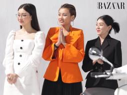 The Face Online tập cuối tìm ra 3 gương mặt bước tiếp vào The Face Vietnam 2021