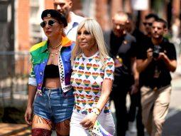 Lady Gaga và Versace hợp tác, tung ra bộ sưu tập capsule vì cộng đồng LGBTQIA