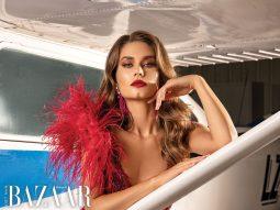 Miss Global 19/20 Karolína Kokešová trước thềm cuộc thi 2021 sắp diễn ra ở Indonesia