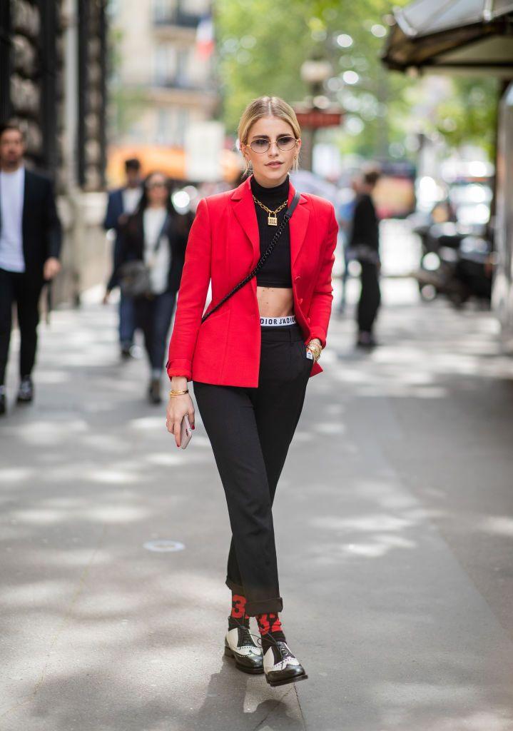Blogger Caroline Daur
