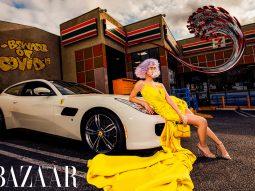 A Day In COVID: Một ngày điên đảo giữa đại dịch với thời trang couture siêu thực