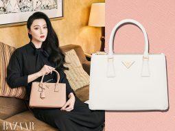 Cuối cùng thì Prada cũng tôn vinh Galleria, dòng túi xách best-seller của hãng