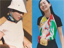 4 cách thắt khăn lụa vuông Carré Hermès mới lạ có thể bạn chưa từng nghĩ tới