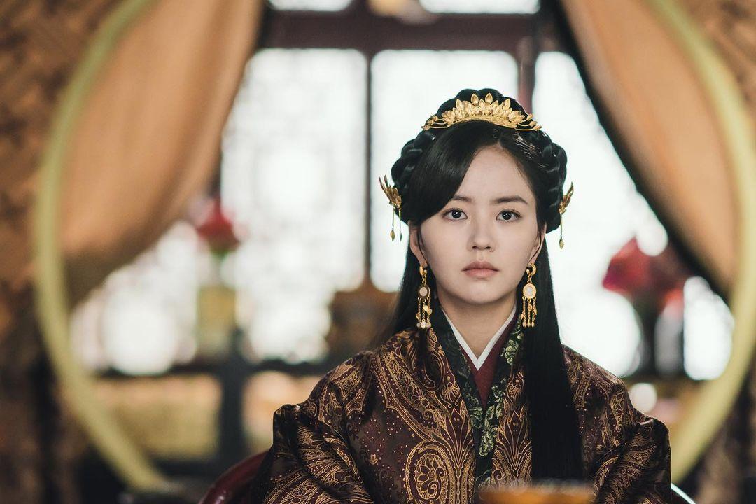 Phim mới của Kim So Hyun: Sông đón trăng lên
