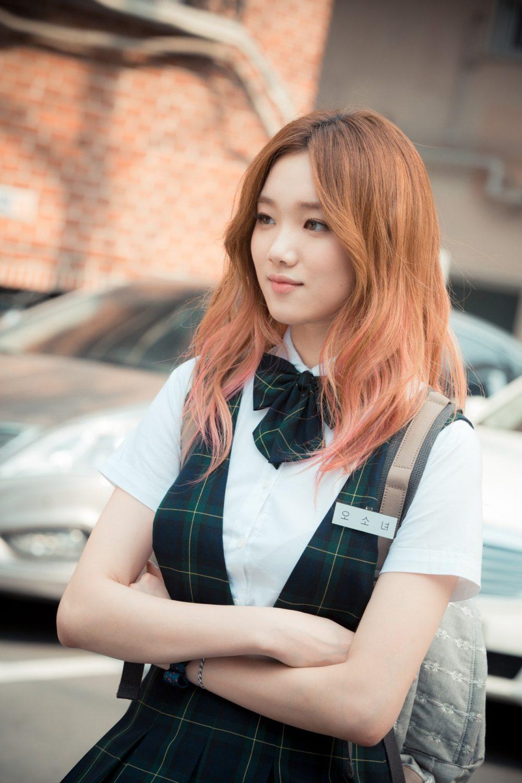 chỉ có thể là yêu lee sung-kyung