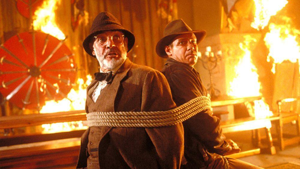 những bộ phim truy tìm kho báu hay nhất: Indiana Jones