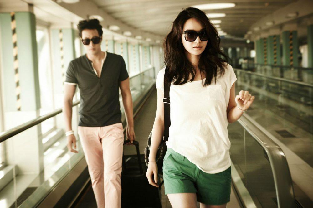 Phim của Shin Min Ah:Thần vệ nữ của anh
