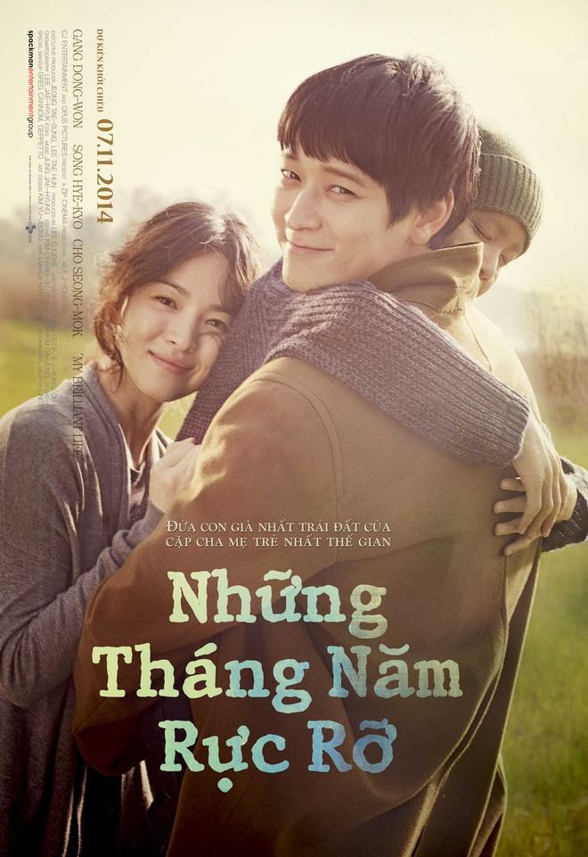 Phim của Kang Dong Won: Những tháng năm rực rỡ