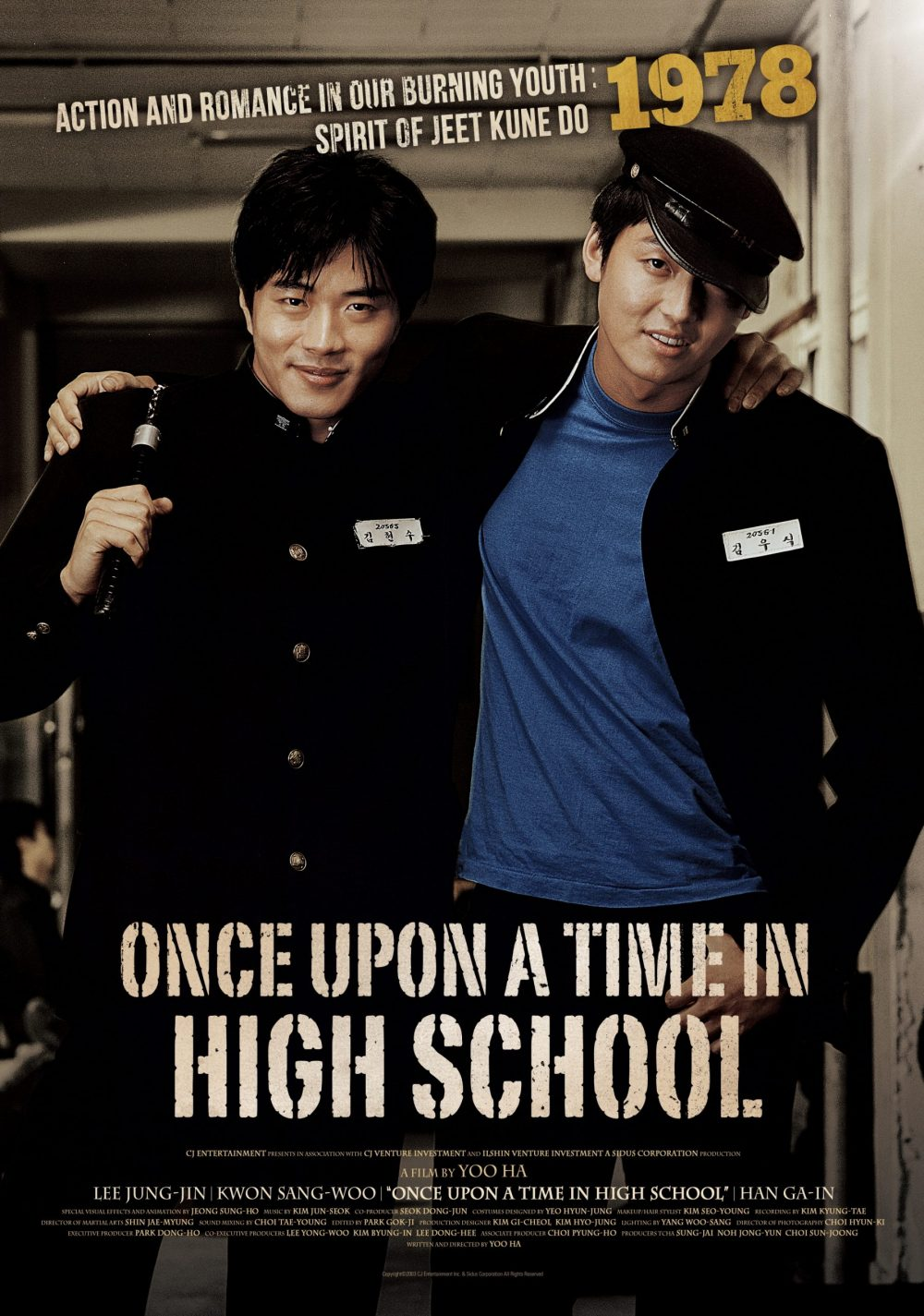 Một thời học sinh - Once Upon a Time in High School (2004)