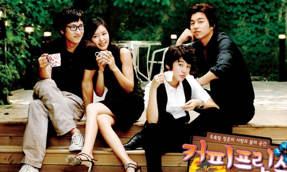Phim của Gong Yoo đóng: Tiệm cà phê hoàng tử